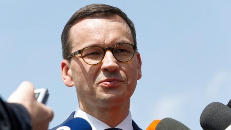 Morawiecki: wierzę, że w 2025-2030 r. Polska może stawać się krajem wysokich technologii