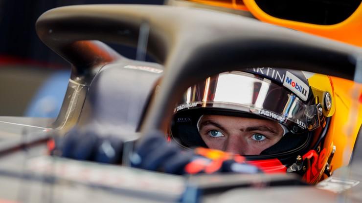 Formuła 1: Verstappen najszybszy na obu treningach przed GP Kanady