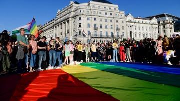 """UE o zakazie """"propagowania homoseksualizmu"""" na Węgrzech: """"przyjrzymy się nowemu prawu"""""""