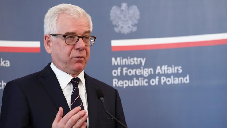 MSZ: Polska będzie głosować przeciw ewentualnym sankcjom wobec Węgier