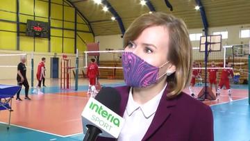 Anna Krupka: Wszyscy trzymamy kciuki za naszych siatkarzy