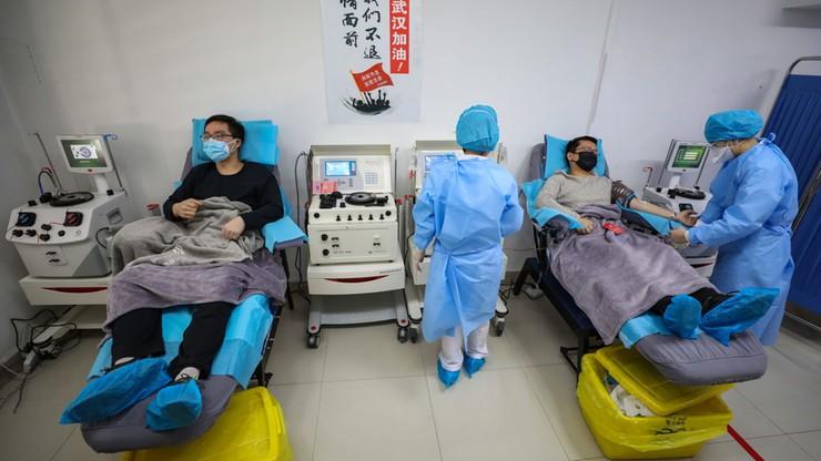 Liczba ofiar śmiertelnych koronawirusa w Chinach przekroczyła 2 tys.