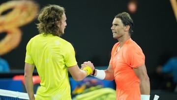 """Rafael Nadal zabrał głos po odpadnięciu z Australian Open. """"Takie jest życie"""""""