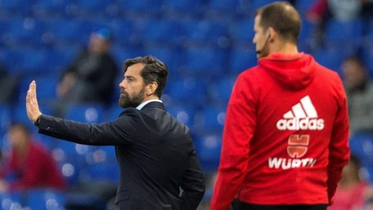Sanchez Flores nie jest już trenerem Espanyolu Barcelona
