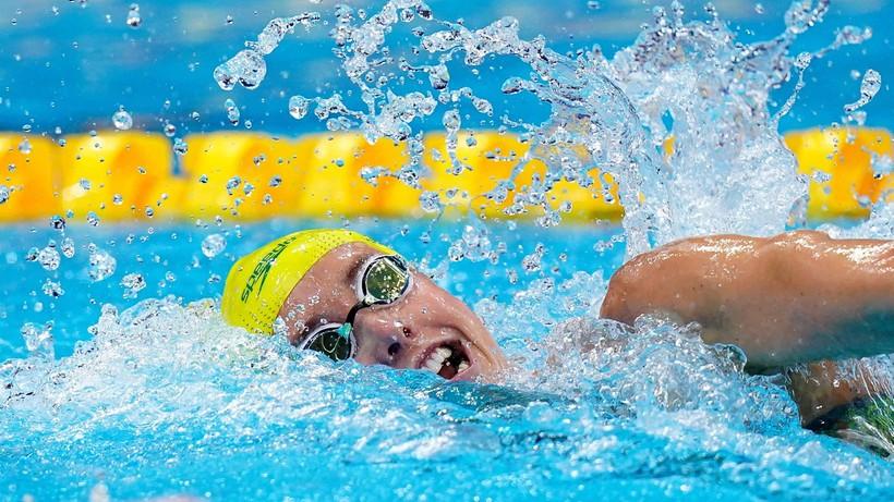 Tokio 2020: Emma McKeon najszybsza na 100 m st. dowolnym