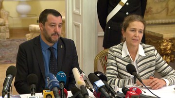 """Salvini o wyborach do PE: """"Mamy już sojuszników"""" m.in w Polsce"""