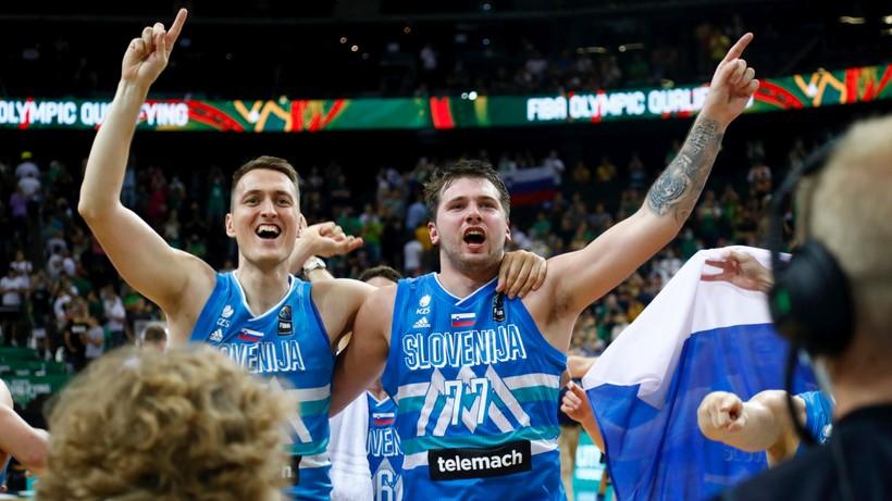 Tokio 2020: Koszykarze Włoch, Słowenii i Niemiec jadą na igrzyska