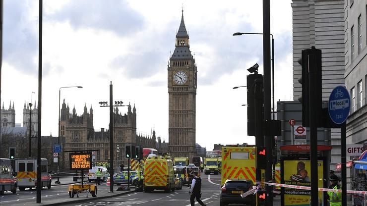 Trump telefonuje do May po ataku w Londynie. Przywódcy wyrażają solidarność z Brytyjczykami