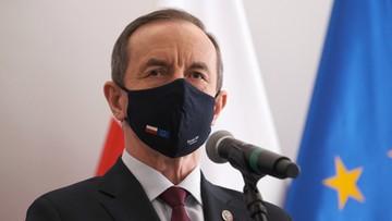 Grodzki: całkowity lockdown zrujnuje gospodarczo nasz kraj