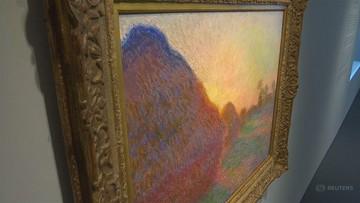 Rekordowa cena za obraz Claude'a Moneta. Kolekcjoner sprzedał dzieło za blisko 111 mln dolarów