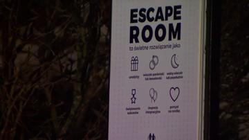 Strażacy skontrolowali 325 escape roomów w całej Polsce. Zamknięto 26 lokali