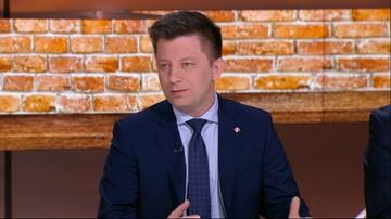 """Koalicję Europejską spaja tylko strach przed PiS - Michał Dworczyk (PiS) w """"Śniadaniu z Polsat News"""""""