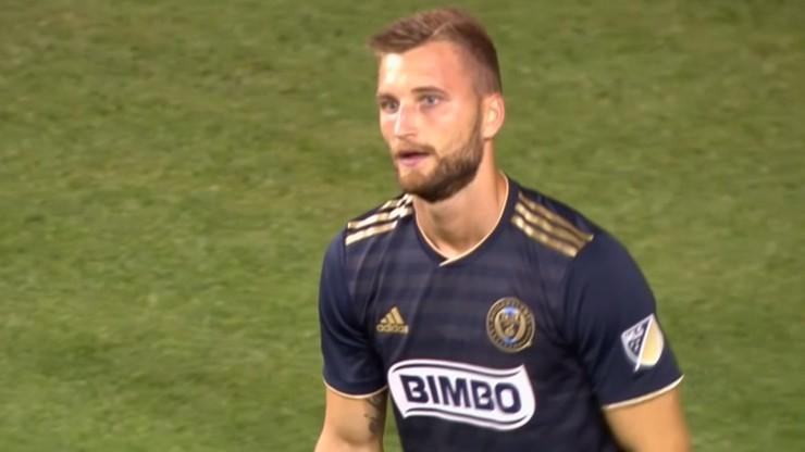 MLS: Przybyłko podtrzymał strzelecką passę, ale jego ekipa znowu nie wygrała
