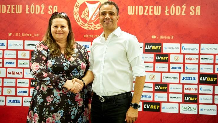 Fortuna 1 Liga: Widzew Łódź zmienia prezesa. Martyna Pajączek odchodzi