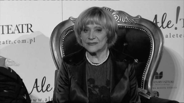 Nie żyje Krystyna Sienkiewicz. Miała 81 lat