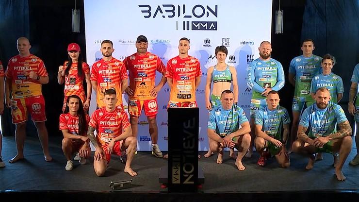 Babilon MMA 23: Wyniki ważenia
