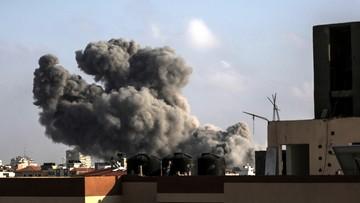 Hamas poinformował o zawieszeniu broni w Strefie Gazy