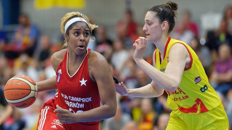 Euroliga koszykarek: Wisła CanPack zagra w eliminacjach