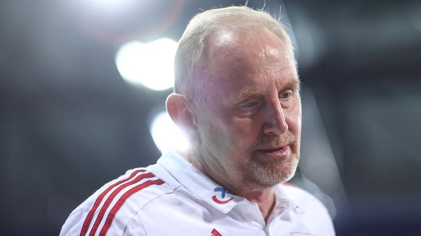 Jacek Nawrocki nie jest już selekcjonerem reprezentacji Polski
