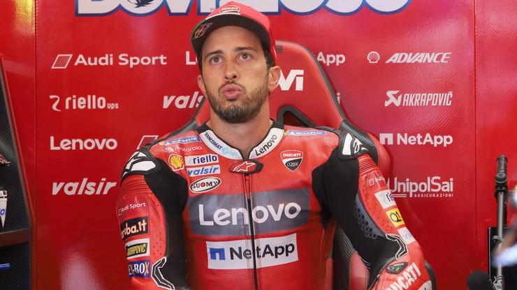 MotoGP: Andrea Dovisioso zrobi sobie rok przerwy