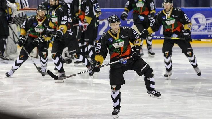 Hokejowa LM: GKS Tychy we wtorek gra ostatni mecz u siebie