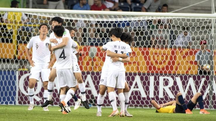 MŚ U-20: Ukraina i Korea Południowa zagrają w finale