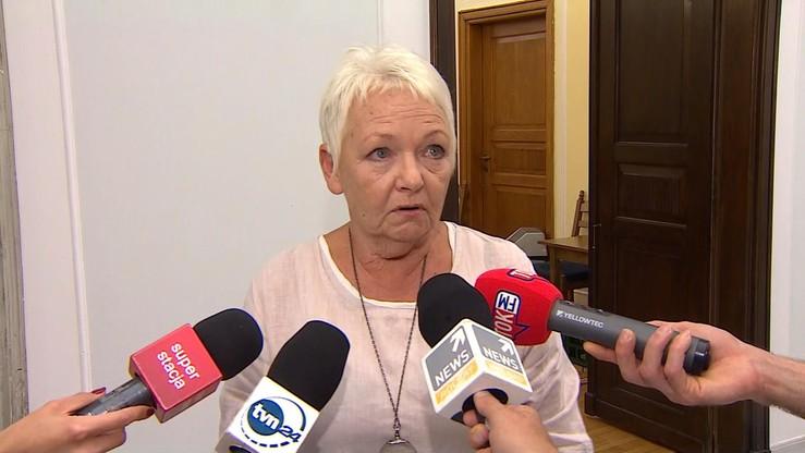 Cytowała kandydatkę PiS na RPD. Została odwołana z funkcji wiceprzewodniczącej sejmowej komisji