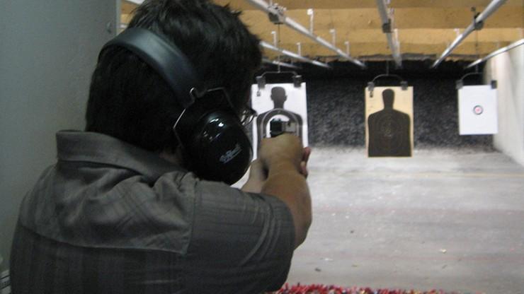 Tragedia na strzelnicy. 25-latek odebrał sobie życie