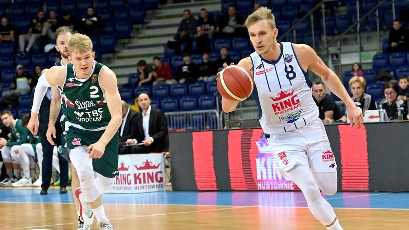 EBL: Pewne zwycięstwo Kinga Szczecin
