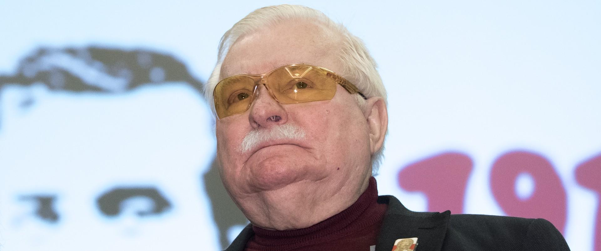 Wałęsa: w tym roku nikt nie dostanie ode mnie prezentu, bo jestem bankrutem