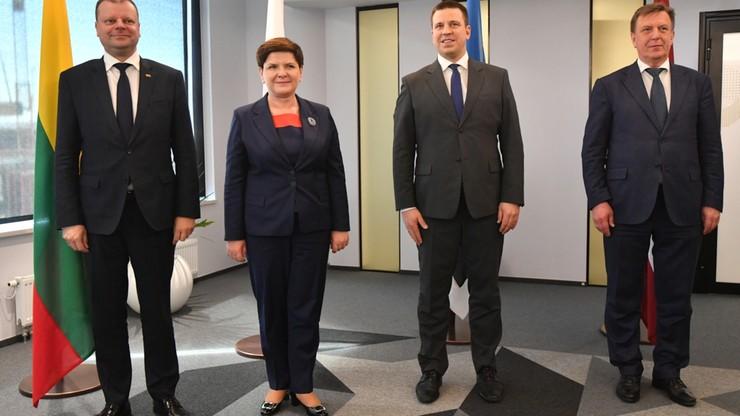 Media: premier Litwy zapewnił Szydło, że nie będzie dyskryminacji Polaków ws. nazwisk