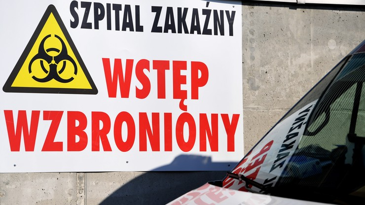 Ponad 6000 Polaków zachorowało na koronawirusa. Kolejnych 14 osób zmarło