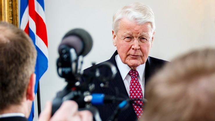 """Islandia: po aferze """"Panama Papers"""" premier poda się do dymisji"""