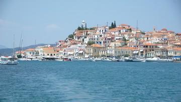 Śmigłowiec wpadł do morza w Grecji. Poszukiwane są trzy osoby