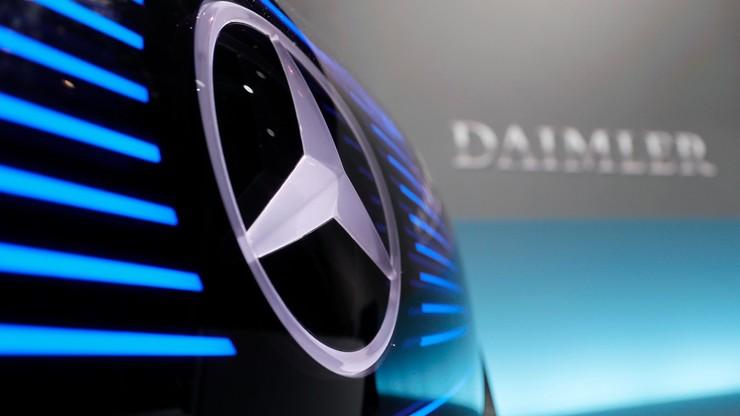 Daimler poprawi system neutralizacji spalin w 3 mln samochodów