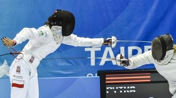 Tokio 2020: Martyna Jelińska poznała rywalkę 1/16 finału turnieju florecistek