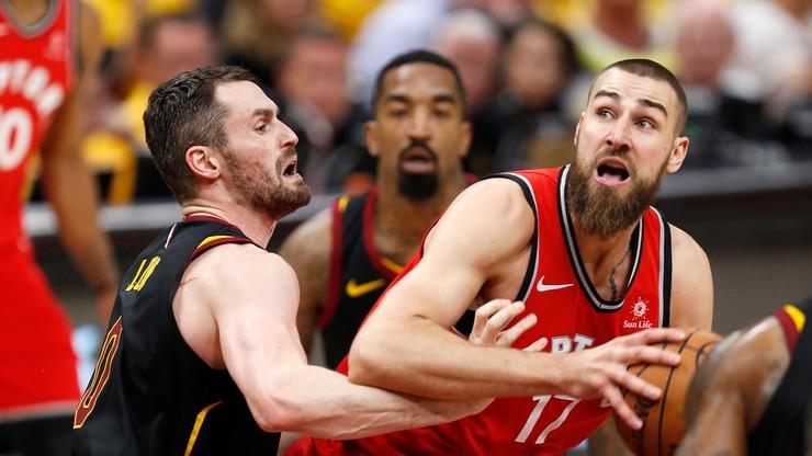 El. MŚ koszykarzy: Litwin Valanciunas z NBA zagra przeciwko Polsce