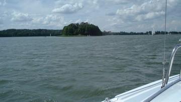 21-letni żeglarz z Warszawy utonął na jeziorze Tałty
