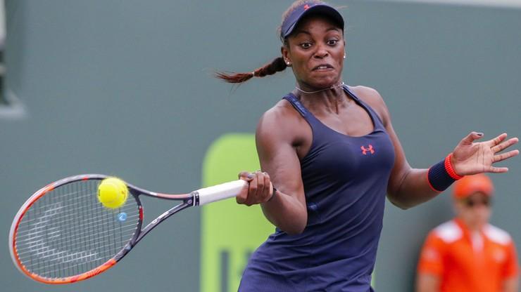 Turniej WTA w Charleston: Triumf Amerykanki Stephens
