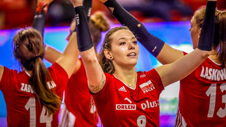 MŚ siatkarek U-20: Amerykanki pokonane! Polki wciąż w grze o medale