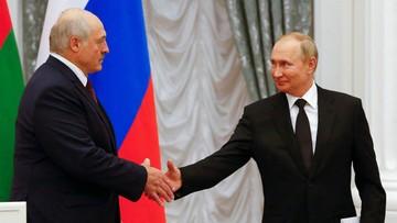 """Putin i Łukaszenka łączą siły: """"nie ma w tym nic złego"""""""