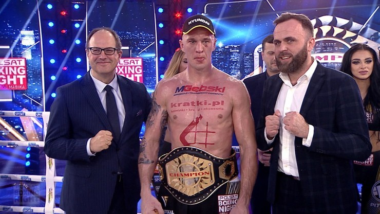 Polsat Boxing Night 10. Promotor Jurija Kaszinskiego: Michał Cieślak to niewątpliwie numer jeden