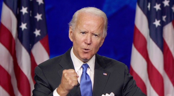 Biden: będę sprzymierzeńcem światła, a nie ciemności