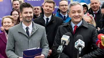 Wiosna zaprezentowała kolejnych kandydatów do PE. Na listach m.in. Śmiszek i Lempart