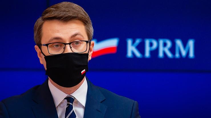 Rzecznik rządu: w najbliższym czasie spotkamy się z działaniami dezinformacyjnymi