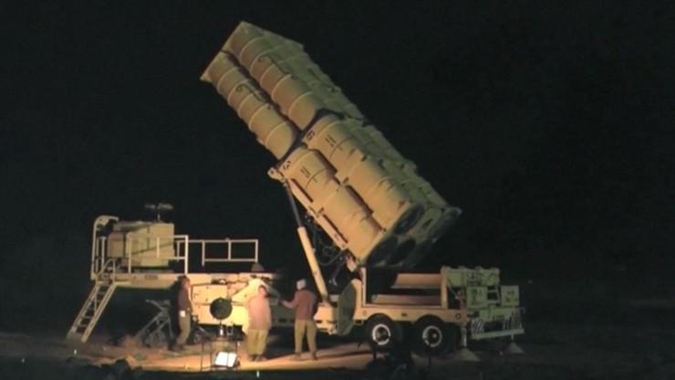 Syryjskie media oskarżają Izrael o dokonanie ataku rakietowego