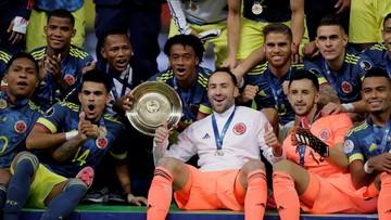Copa America: Kolumbia wygrała z Peru w meczu o trzecie miejsce