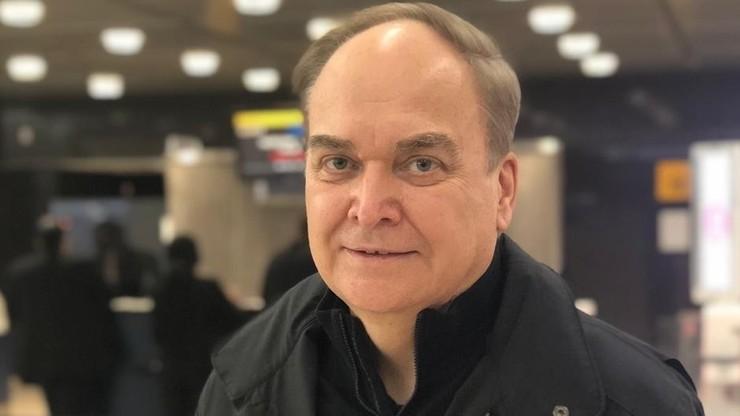 Ambasador Rosji w USA wezwany do Moskwy