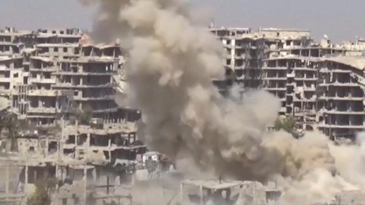 Rosja rozważa rozmieszczenie swojego wojska w strefach deeskalacji w Syrii