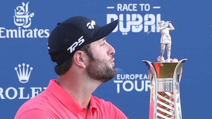 Trzy miliony dolarów! Hiszpański golfista z rekordową nagrodą
